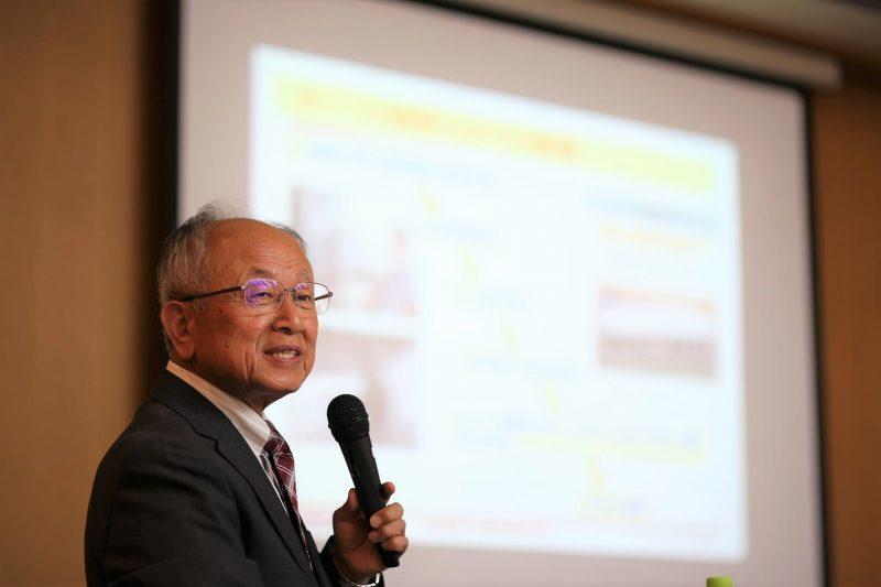 Homing2019 Day4 ローツェ株式会社崎谷文雄さん「世界と共創するものづくり」